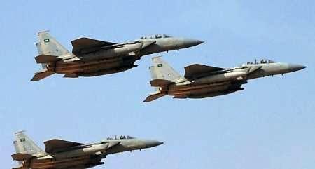عربستان با حمله هوایی به یمن 12نفر را به خاک و خون کشید