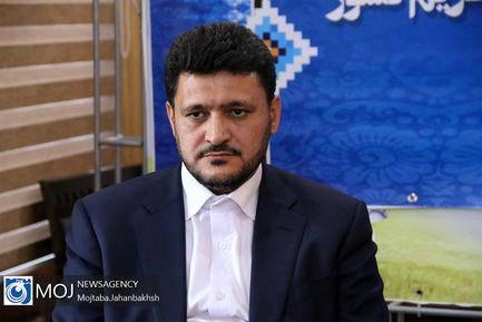 نشست خبری استاندار اصفهان - ۲۰ مرداد ۱۳۹۸