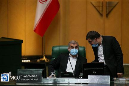 صحن علنی مجلس شورای اسلامی - ۱ بهمن ۱۳۹۹