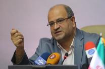 بستری ۵۸ هزار تن از ابتدای شیوع کرونا در تهران