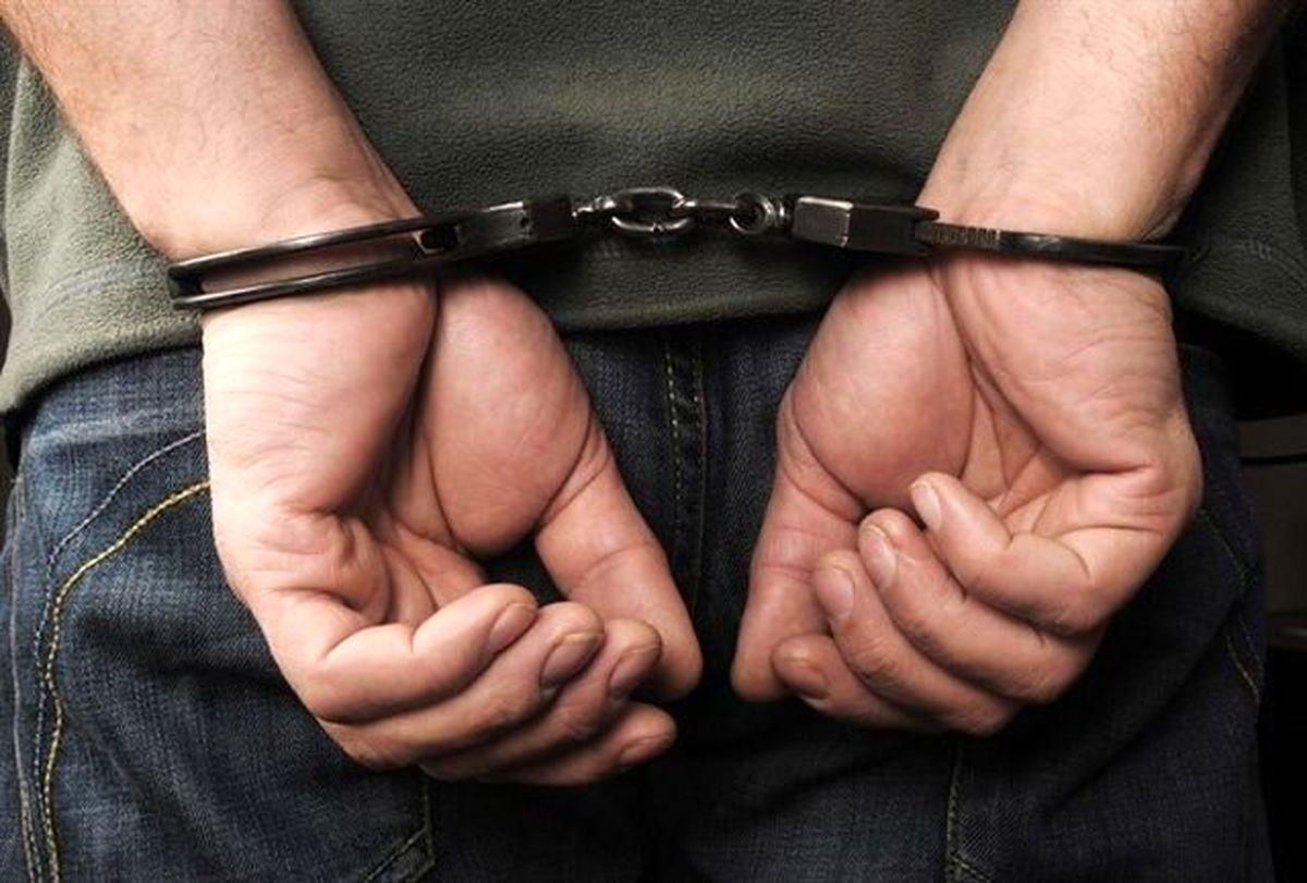 راننده متخلف تخلیه فاضلاب به مزارع آبی بیگلو دستگیر شد
