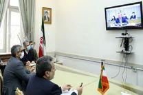 نشست کمیسیون مشترک برجام به صورت مجازی آغاز شد