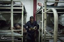 بازدید خبرنگاران از گرمخانه خاوران