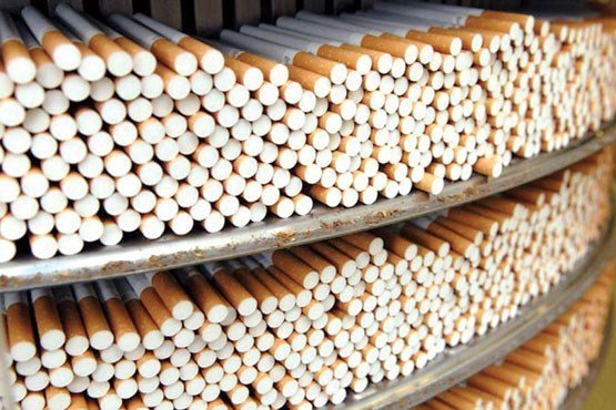 حقوق ورودی سیگار و سیگار برگ، ۲۴ درصد اعلام شد