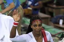 سرنا ویلیامز: امیدوارم ژانویه به مسابقات تنیس بازگردم