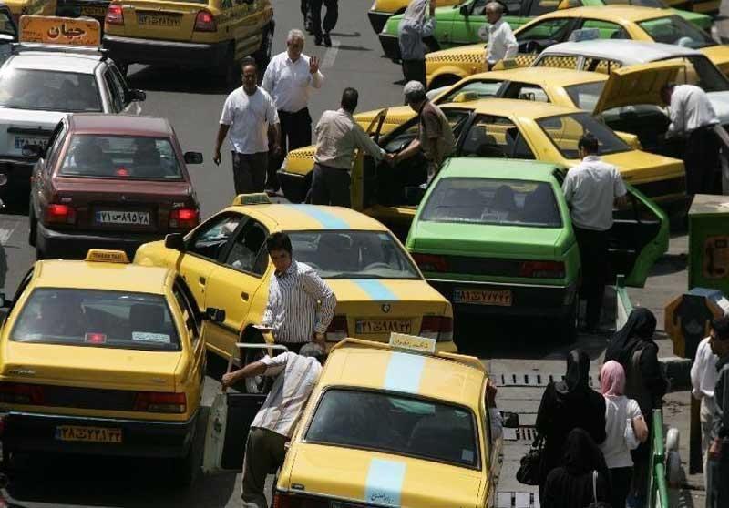 بررسی نرخ کرایه تاکسیهای پایتخت در سال آینده؛ فردا