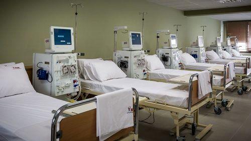 35 تخت به بخش دیالیز مجتمع درمانی پیامبر اعظم (ص) بندرعباس اضاف شد