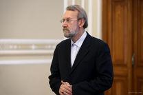 رئیس رسانه ملی انتخاب لاریجانی به عنوان رئیس مجلس را تبریک گفت
