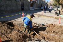 اجرای 24 کیلومتر شبکه فاضلاب در شهر هرند/ واگذاری بیش از 1100 فقره انشعاب فاضلاب در هرند