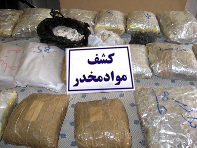 کشف نمدهای تریاکی در فرودگاه اصفهان