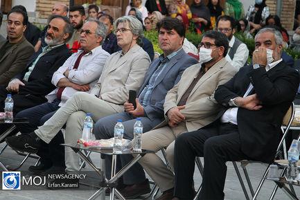 افتتاح رسمی تولید سریال «سنجر خان» در سنندج