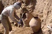 تعداد 11 نفر در حال انتقال یک قطعه سنگ قدیمی دستگیر شدند