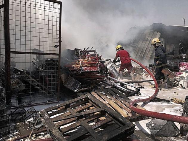 12 کشته و زخمی در دو انفجار بغداد