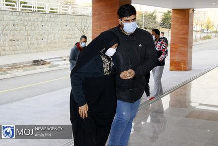 حال و هوای محل بستری علی انصاریان در بیمارستان