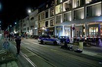 حادثه «هایدلبرگ» تروریستی نبوده است