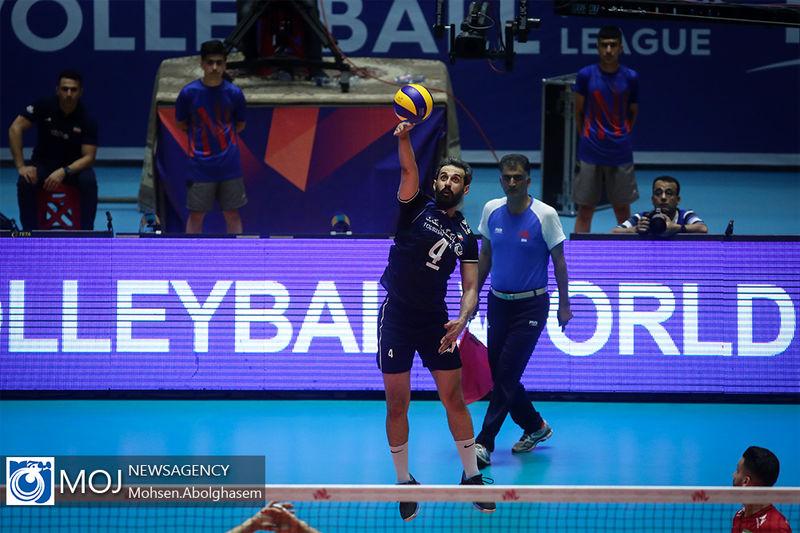 برنامه تیم ملی والیبال ایران در مسابقات انتخابی المپیک 2020 توکیو مشخص شد