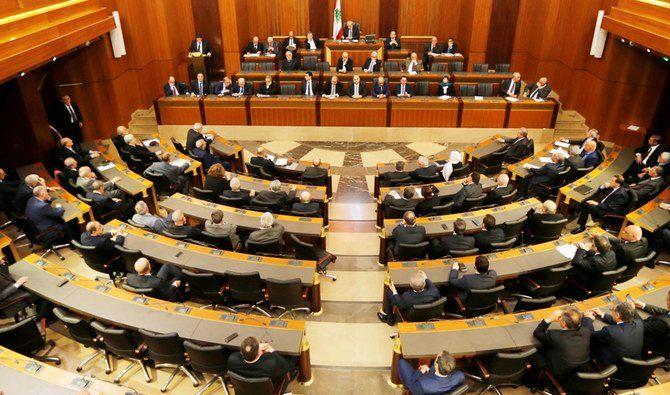 مجلس لبنان در بحبوحه شیوع ویروس کرونا تعطیل شد