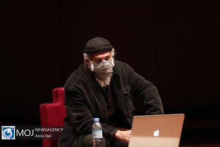 مرمت، بازسازی و هویت بصری موزه هنرهای معاصر+رضا عابدینی