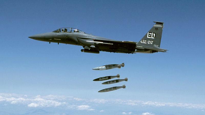 حمله ائتلاف آمریکایی به «دیرالزور» سوریه
