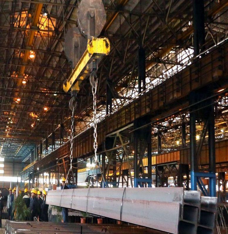 بهرام سبحانی رییس هیات مدیره ذوب آهن شد/از سرگیری صادرات دوباره ذوب آهن به اروپا