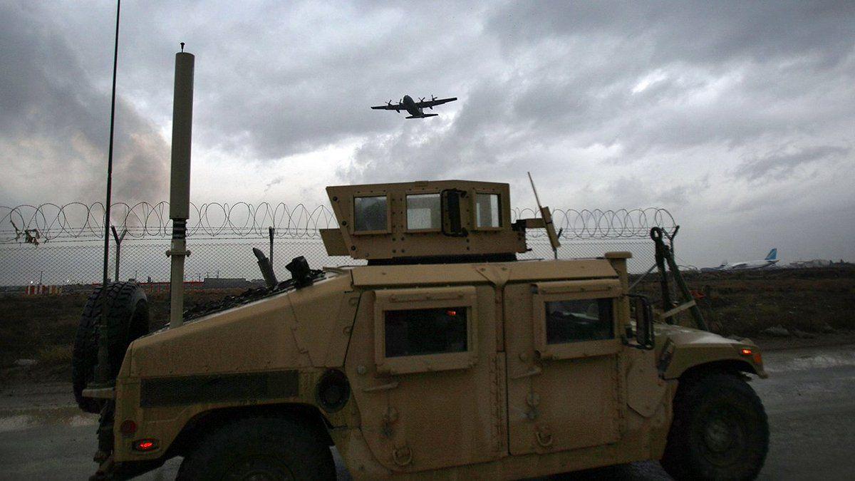 حمله جدید به کاروان لجستیکی آمریکا در استان دیوانیه عراق