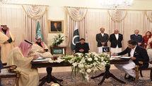 وعده سرمایه گذاری 20 میلیارد دلاری عربستان به پاکستان