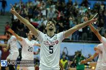 نتیجه بازی والیبال ایران و قزاقستان/ پیروزی با قدرت ایران در دومین بازی