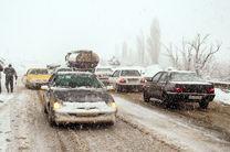 نجات 364 نفر گرفتار شده در کولاک و برف زنجان