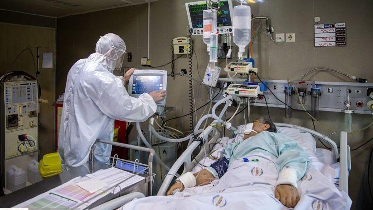 بستری شدن 74 بیمار جدید به ویروس کرونا در منطقه کاشان / مرگ 8 بیمار