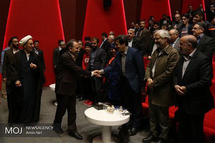 نشست شهردار تهران با رهبران ادیان توحیدی