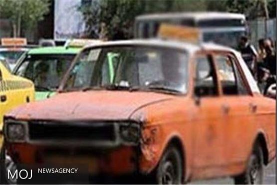 سایت ثبت نام نوسازی تاکسی های فرسوده دچار اختلال شد