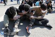 دستگیری ۴۳ نفر از دلالان و اخلال گران بازار ارز در اصفهان
