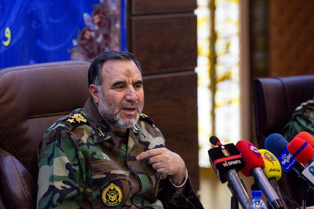 سربازان ارتش تمامی تهدیدهای دشمنان را رصد و خنثی میکنند