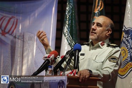 اولین نشست پلیس حرفه ای تهران