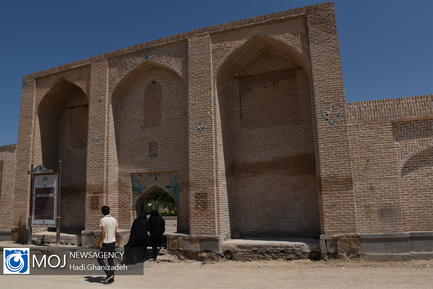 گشتی در بقعه شیخ کلخوران اردبیل
