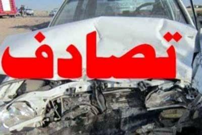خودروی 206 در شریعتی واژگون شد