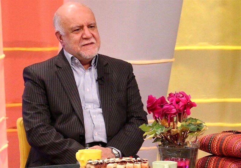 بازدید وزیر نفت از باغ و عمارت جهانی اکبریه