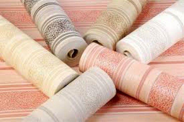 کشف محموله 4 میلیاردی کاغذ دیواری قاچاق
