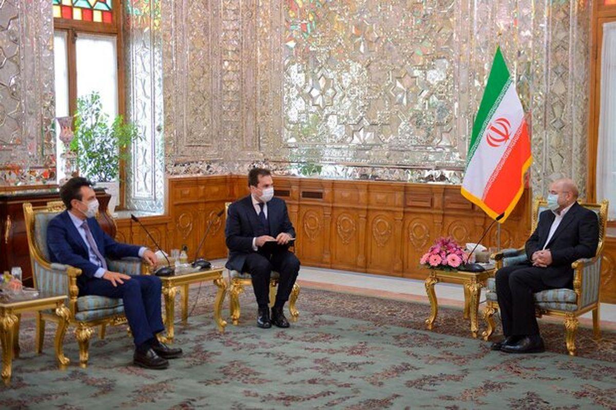 نباید روابط ایران و ایتالیا تحت تاثیر رفتارهای یکجانبه آمریکا قرار گیرد