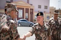 پادشاه اردن نزدیکانش را از فرماندهی ارتش برکنار میکند