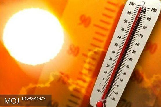 گرما تا اواسط هفته جاری مهمان مردم کرمانشاه است
