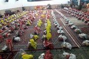 توزیع ۶۰۰ بسته معیشتی همزمان با شهادت امام جعفر صادق (ع) در اصفهان