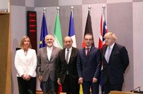 ملت ایران زیاده خواهی اروپایی ها را فراموش نخواهند کرد