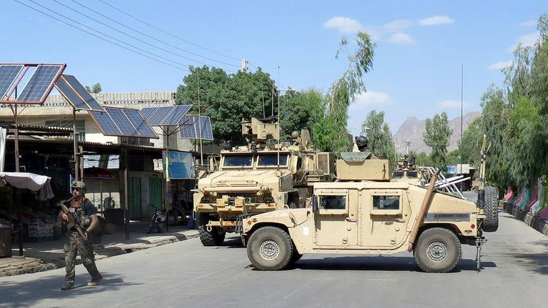 Kabul officials met Taliban members in Qatar over prisoner swap