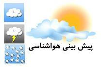 پیش بینی بارش رگباری باران در ۷ استان کشور