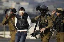 بازداشت 7 فلسطینی در کرانه باختری