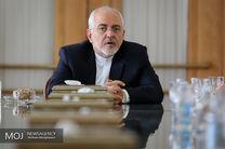ظریف درگذشت احمد احمدی را تسلیت گفت