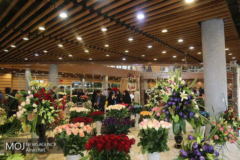 نمایشگاه بینالمللی گل و گیاه در تهران آغاز شد