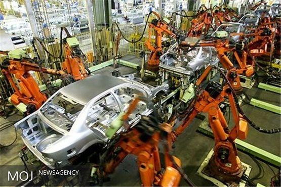 تبعات کاهش وزن خودروسازان