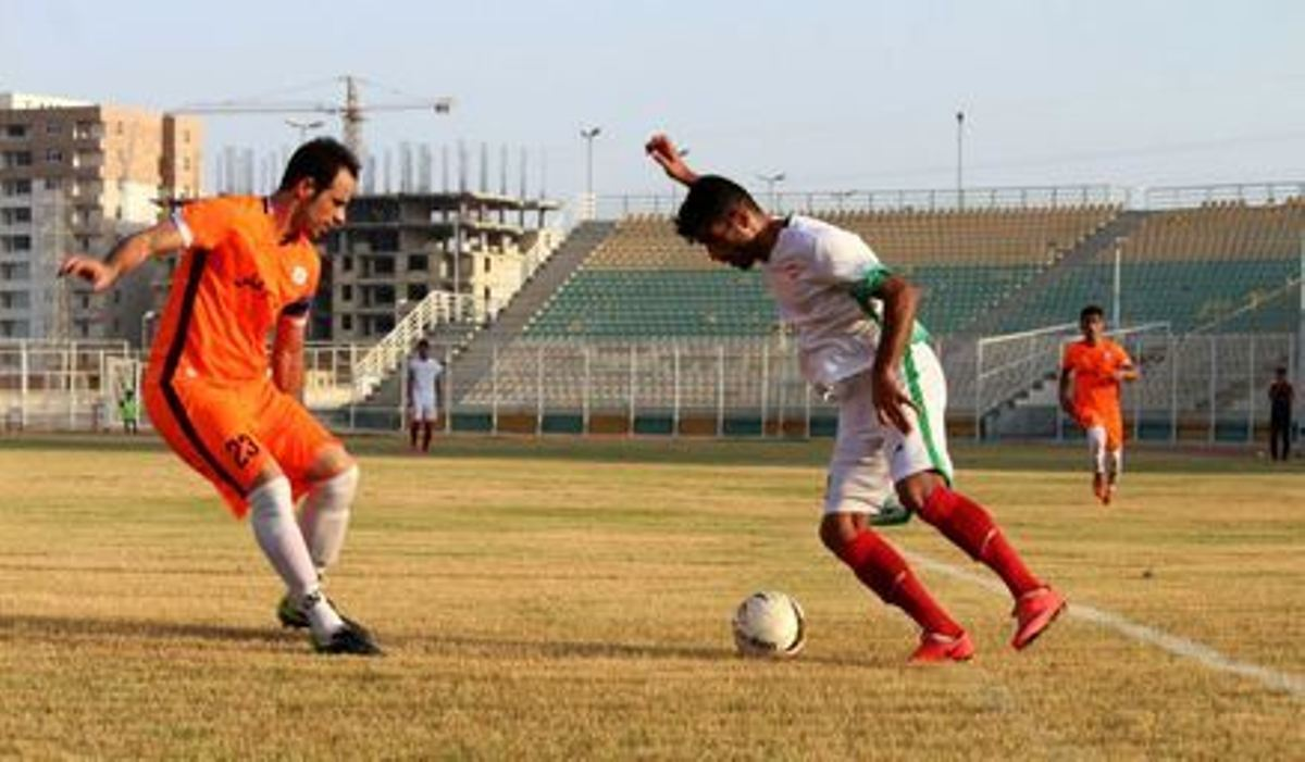 تیم فوتبال شهرداری بندرعباس نتیجه را به حریف خود واگذار کرد